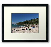 Sunshine Coast. Australia Framed Print