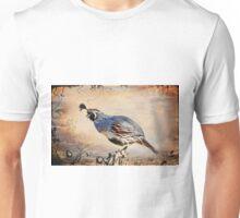 Happy Quail Unisex T-Shirt