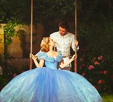 Cinderella & Prince Charming by Poppy Rose  Skillen