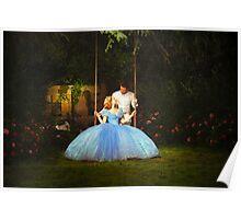 Cinderella & Prince Charming Poster