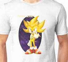 Super Sonic Unisex T-Shirt