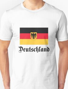 Deutschland - light tees Unisex T-Shirt
