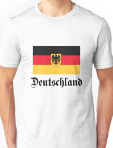 Deutschland - light tees Unisex T-Shirt
