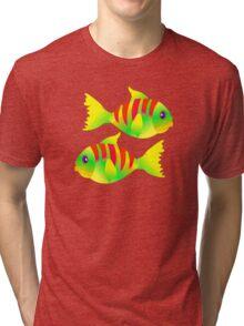FISHY T-Shirt Tri-blend T-Shirt
