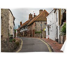 Alfriston, East Sussex Poster