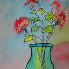 Flower Vase by juliex