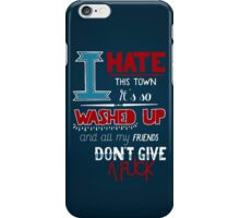 A Day To Remember - All Signs Point To Lauderdale iPhone Case/Skin