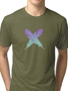 FEATHERS Tri-blend T-Shirt