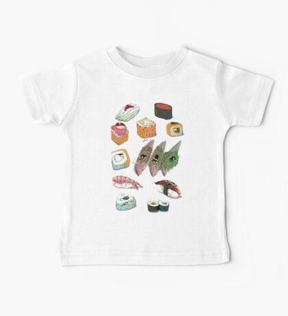 Sushi set Baby Tee