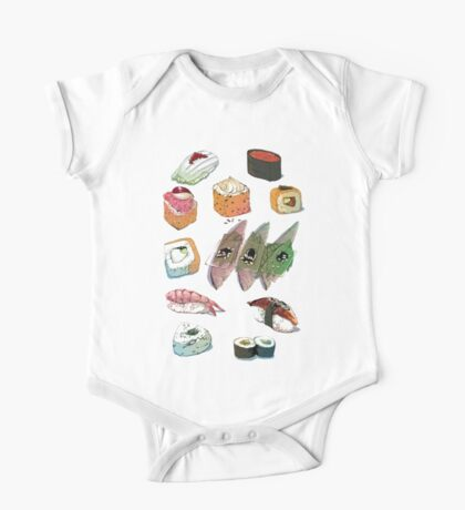 Sushi set One Piece - Short Sleeve