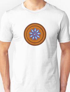 FLOWER BUTTON Unisex T-Shirt