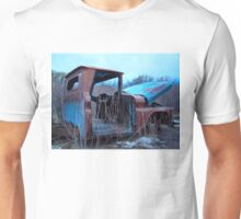 Truck in weeds c3 Unisex T-Shirt