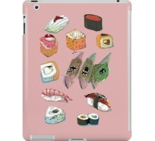 Sushi set iPad Case/Skin