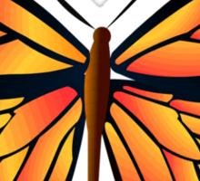 Madame Butterfly:T-Shirt Sticker