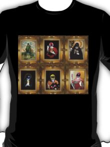Mighty Morphin' Saints T-Shirt
