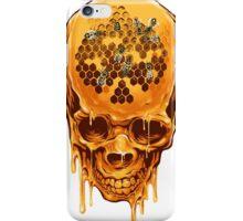 Yellow Skull iPhone Case/Skin