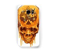 Yellow Skull Samsung Galaxy Case/Skin