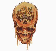 Yellow Skull T-Shirt
