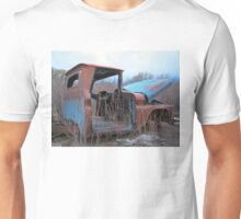 Truck in weeds c4 Unisex T-Shirt
