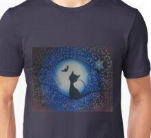 Cat, Bat and Spider Unisex T-Shirt