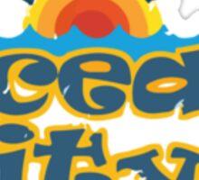 Ocean City - Maryland. Sticker