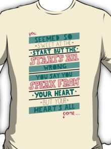 Blink 182 - Hearts all gone T-Shirt