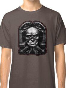 H. R. Giger (Hans Rudolf Giger) White Classic T-Shirt