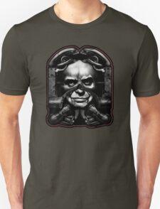 H. R. Giger (Hans Rudolf Giger) White Unisex T-Shirt