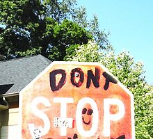 Don't stop believin' by Greven