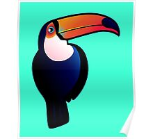 Toucan-can Poster