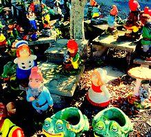 Let it Gnome, let it Gnome , let it Gnome  by Isa Rodriguez