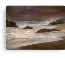 Stormy Moods Canvas Print