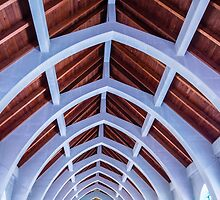 Blue Arches by dbvirago