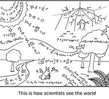 How scientists see the world [light] by ThePhysicist R