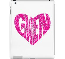 Gwen Heart iPad Case/Skin