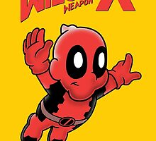 Wade Wilson 3 by chancel