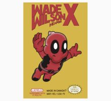 Wade Wilson 3 Kids Clothes