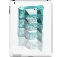 Colourful Praktica iPad Case/Skin