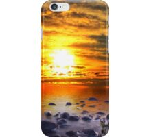 Sunset Shoreline iPhone Case/Skin