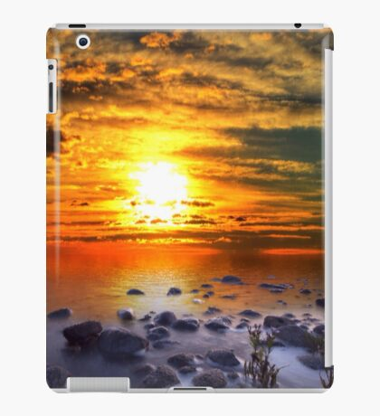 Sunset Shoreline iPad Case/Skin