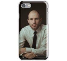 Sterling Lentz - A Portrait iPhone Case/Skin