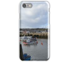 Boats by West Bay iPhone Case/Skin