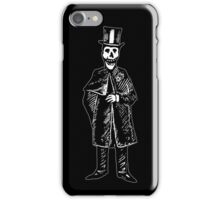 Skeleton Groom iPhone Case/Skin
