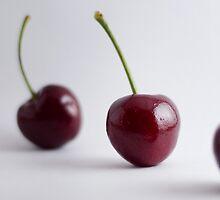 3 Cherries by Goymer