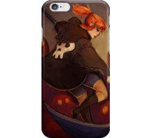 Reaper Girl iPhone Case/Skin