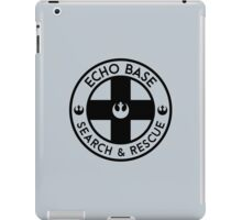 Echo Base - Search and Rescue iPad Case/Skin