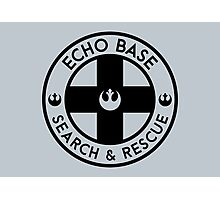 Echo Base - Search and Rescue Photographic Print