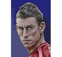 Laurent Koscielny Photographic Print