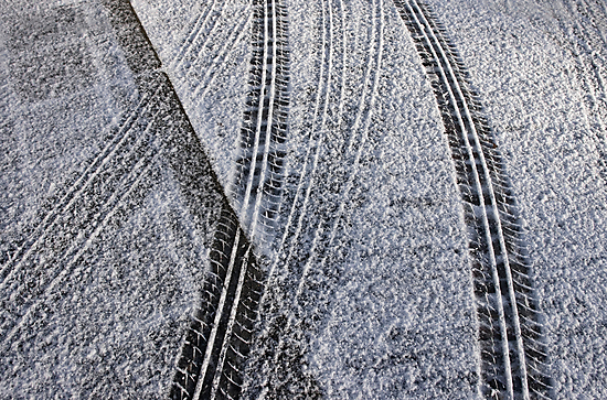 snow track by dominiquelandau