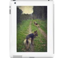 Dia de perros iPad Case/Skin